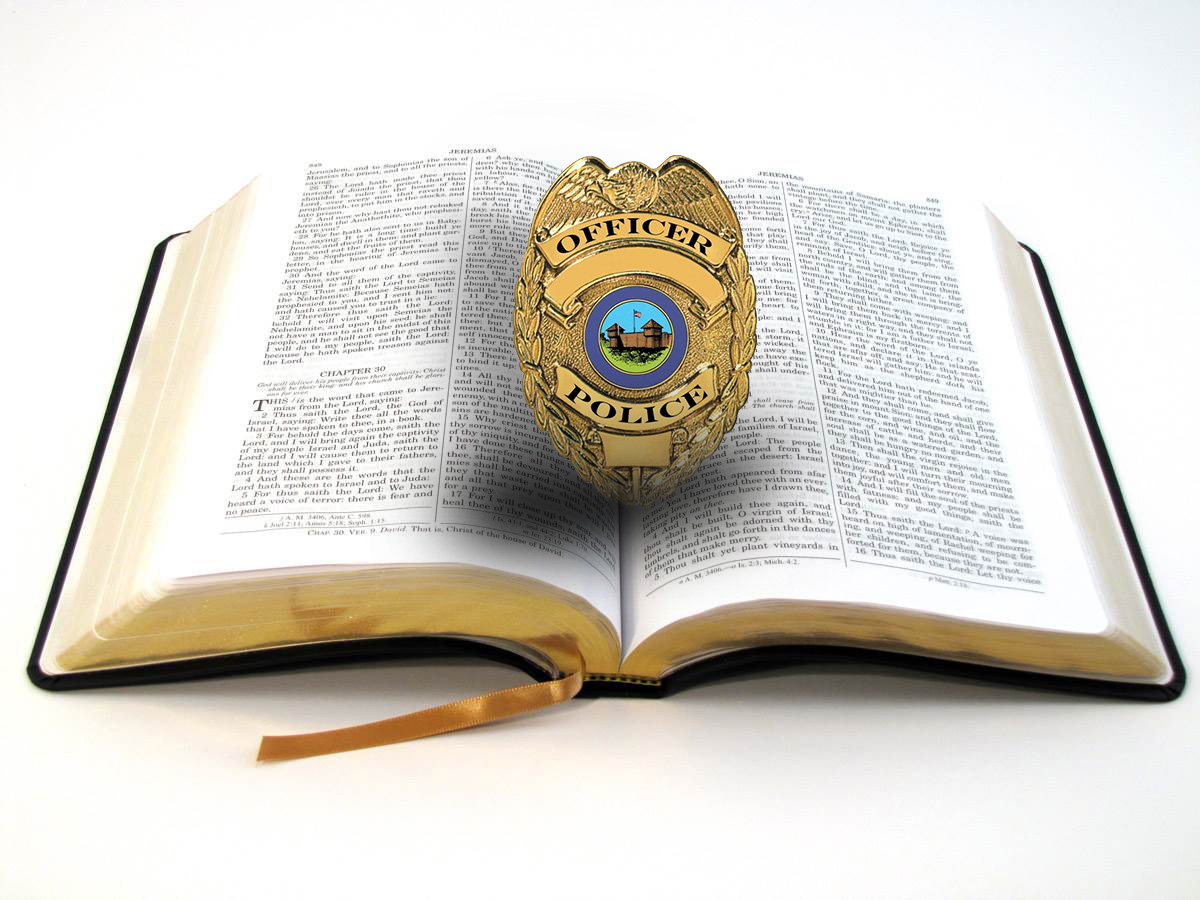 Oklahoma Police Chief Defends Posting Bible Verses After ACLU Threatens toSue