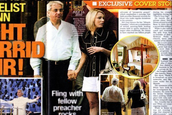 Divorce and Remarriage For Benny Hinn and SuzanneHarthern