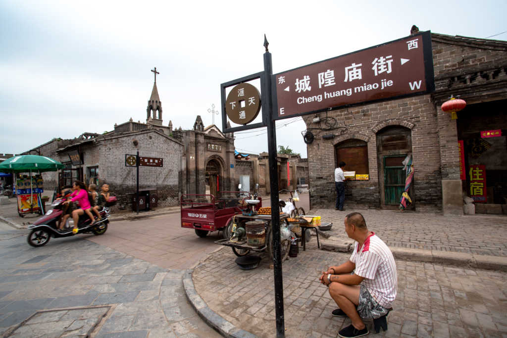 Chinese Government Bans Children From AttendingChurch