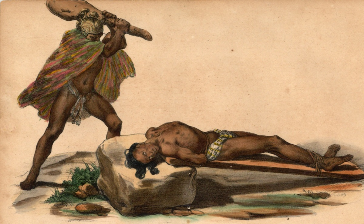 Human Sacrifice in the UnitedStates