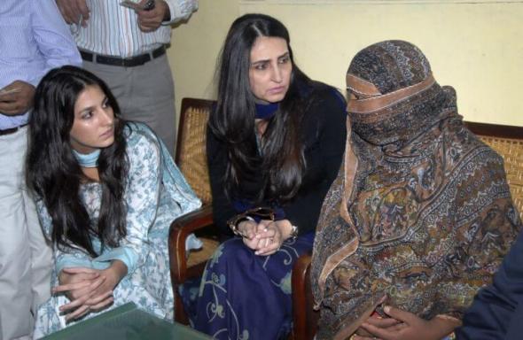 Asia Bibi, Christian Mother Sentenced to Death, Nominated for Prestigious Religious FreedomPrize