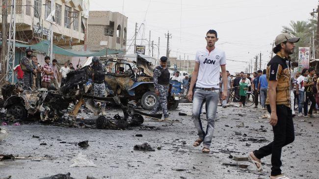 Militant Attack in Iraq Kills at Least 45People