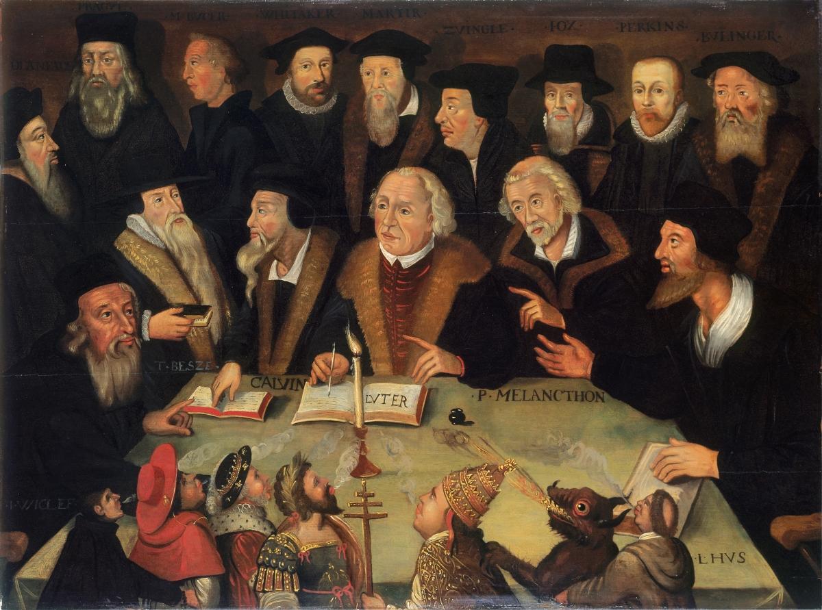Theologians seek Protestant unity through 'Reforming Catholic Confession'