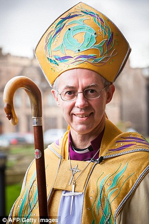 Archbishop of Canterbury Reluctant to Call Homosexuality aSin