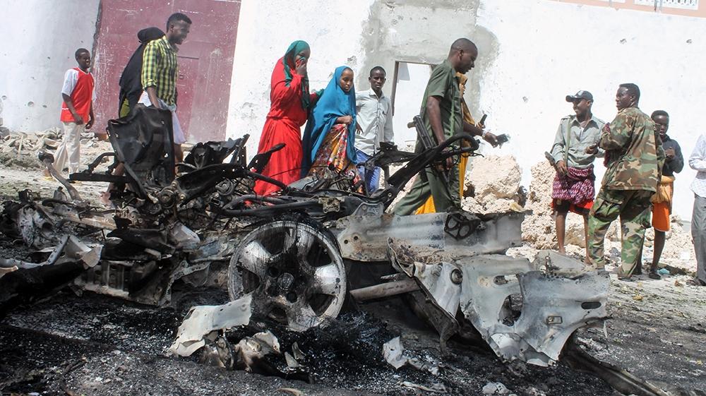Somalia Suffers Worst Terrorist Attack in itsHistory