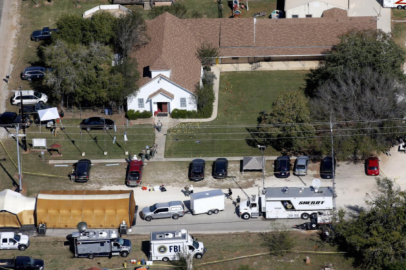 Texas Massacre Prompts Some Churches to Consider Concealed Guns and ArmedSecurity