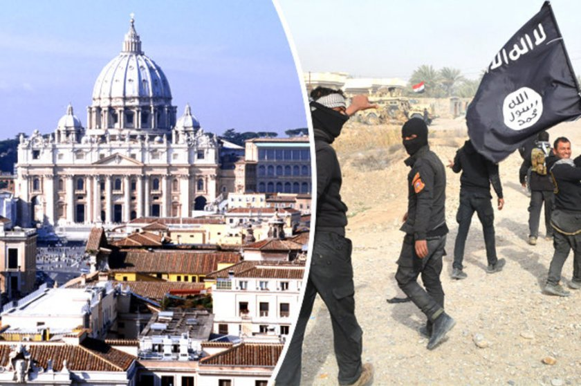 ISIS AND VATICAN