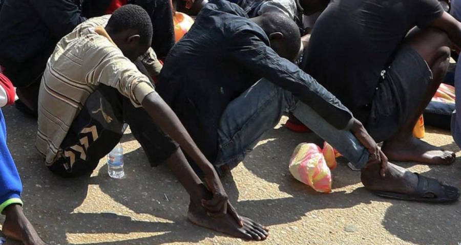 Migrants from west Africa being 'sold in Libyan slavemarkets'