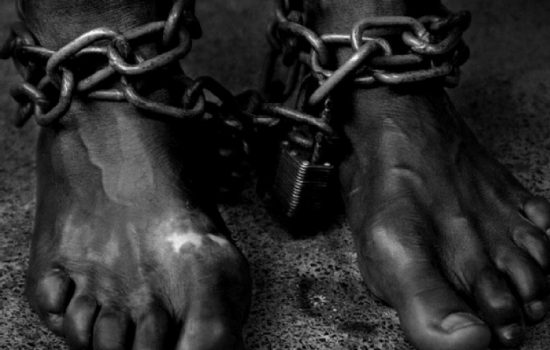 African Migrants Auctioned Off in Libya's SlaveMarkets