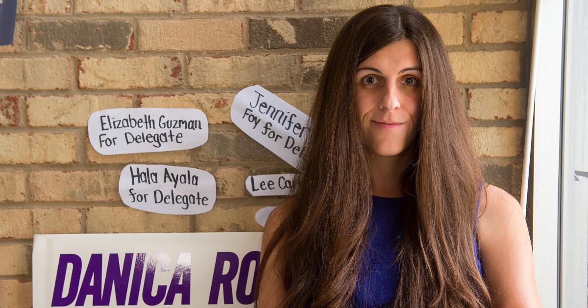 First openly transgender state legislator elected inVirginia