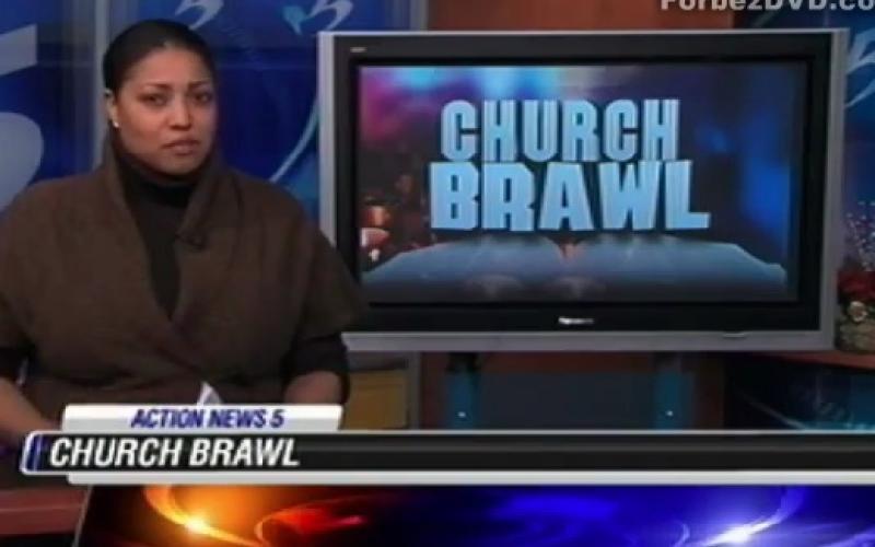 Deacons 'Cuss' Congregants Who Left Offering Bucket Empty Amid PastorDispute