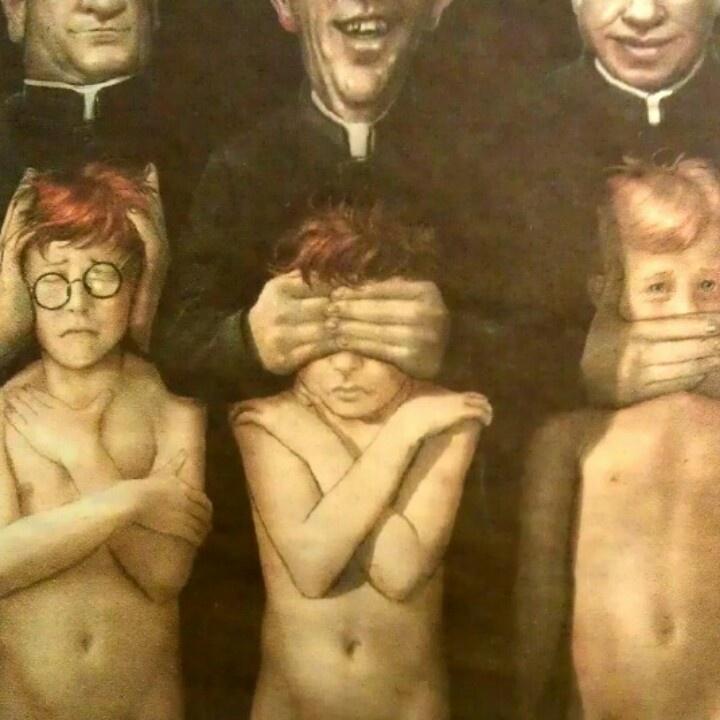Catholic perveersion
