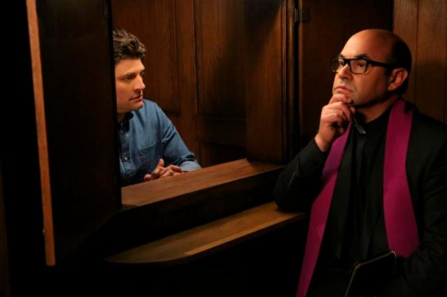 LIVING BIBLICALLY CBS SITCOM