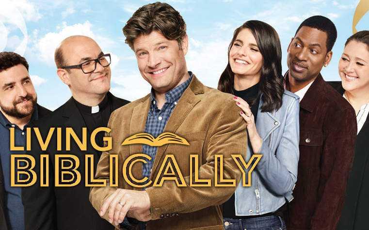New CBS Sitcom 'Living Biblically' Decried as 'Hollywood Mockery ofChristians'
