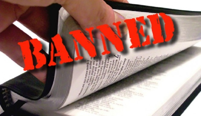 Bibles May Be Banned in California and Most Likely in Other Parts of theCountry