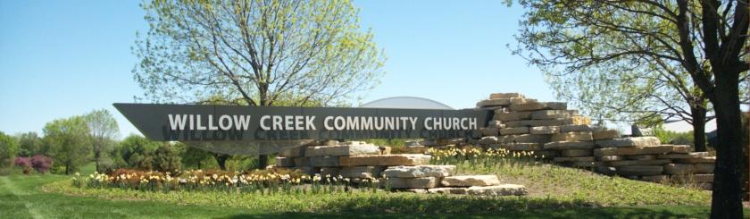 Willow_Creek_Community_Church_sign