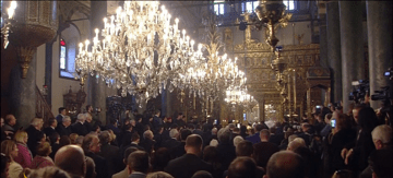 Ukraine's Orthodox Church Split FromRussia