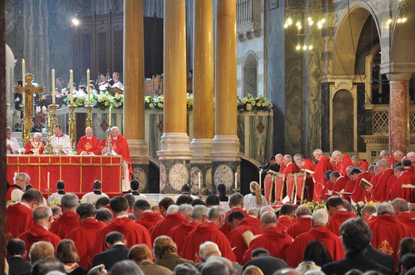 Papal Mass 1