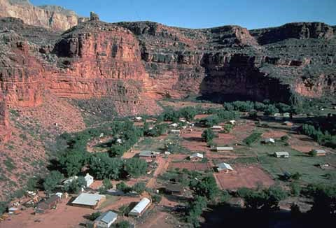 Havasupai Indian Reservation Grand Canyon