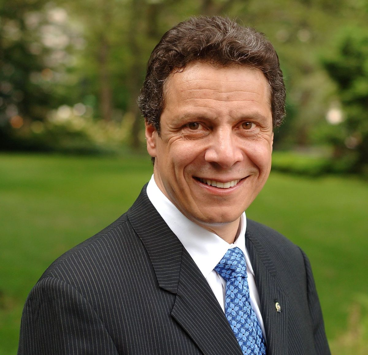 New York Mayor Governor Andrew Cuomo Discredits God For Decline in CovidNumbers